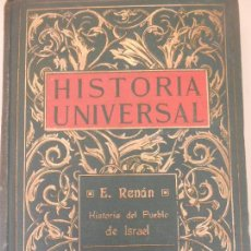 Libros antiguos: HISTORIA UNIVERSAL. Lote 97569399
