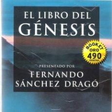Libros antiguos: EL LIBRO DEL GÉNESIS.PRESENTADO POR FERNANDO SÁNCHEZ DRAGÓ. Lote 97616999