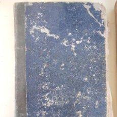 Libros antiguos: LA AURORA PERIODICO DE LOS NIÑOS TOMO I. Lote 97656443