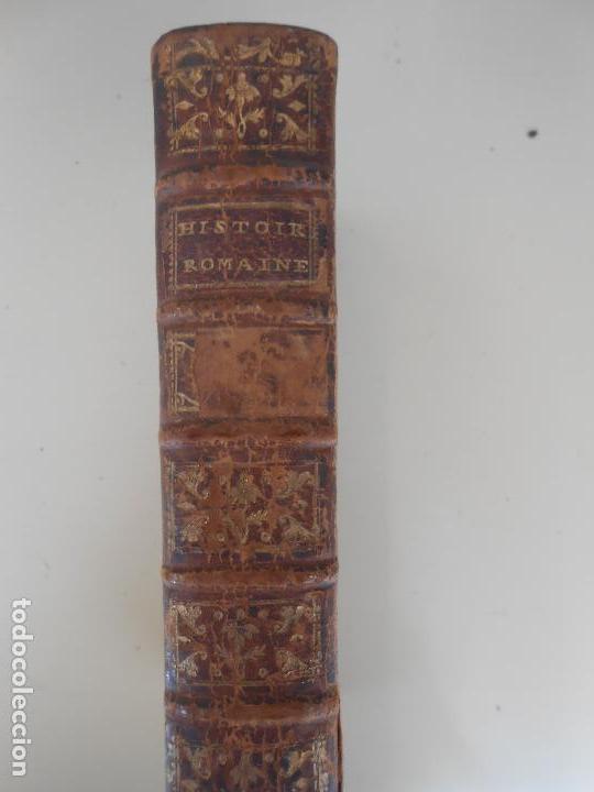 HISTOIRE ROMAINE -TOME SECOND (Libros Antiguos, Raros y Curiosos - Historia - Otros)