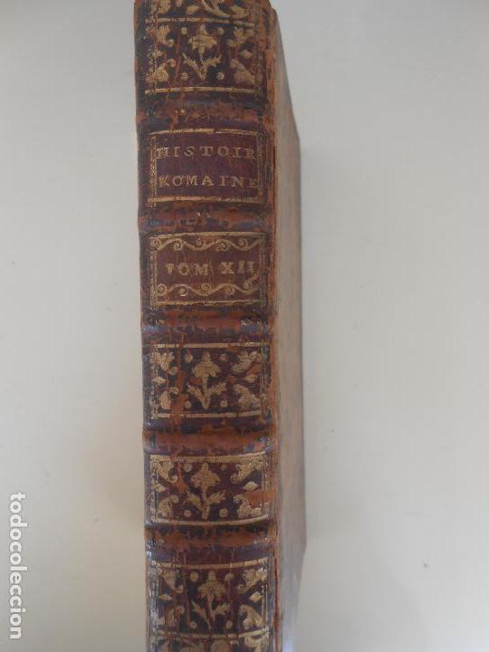 HISTOIRE ROMAINE -TOME DEUZIEME (Libros Antiguos, Raros y Curiosos - Historia - Otros)