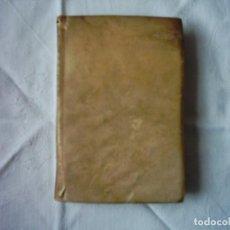 Libros antiguos: CLAUDIO FLEURT. COSTUMBRES DE LOS ISRAELITAS. 1803. RARO EJEMPLAR.. Lote 97676075