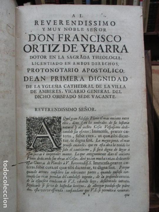 Libros antiguos: LAS GUERRAS DE FLANDES DESDE LA MUERTE DEL EMPERADOR CARLOS V..BENTIVOLLO, cardenal. 1687 - Foto 4 - 97709455