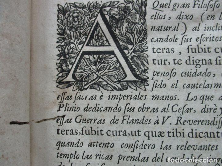 Libros antiguos: LAS GUERRAS DE FLANDES DESDE LA MUERTE DEL EMPERADOR CARLOS V..BENTIVOLLO, cardenal. 1687 - Foto 5 - 97709455