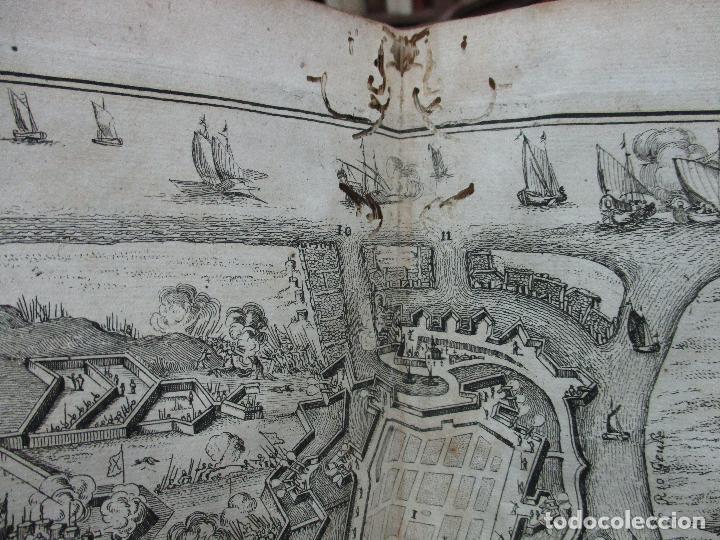 Libros antiguos: LAS GUERRAS DE FLANDES DESDE LA MUERTE DEL EMPERADOR CARLOS V..BENTIVOLLO, cardenal. 1687 - Foto 14 - 97709455