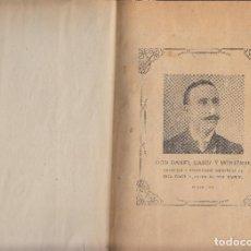 Libros antiguos: MANUAL GASCA, TRATADO PRÁCTICO Y MODERNO DE CONFITERÍA, PASTELERÍA Y FABRICACIÓN DE CHOCOLATES. Lote 97745315