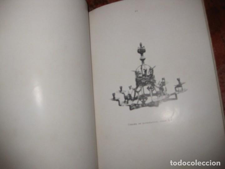 Libros antiguos: libro el cau ferrat . coleccion de hierros de santiago rusiñol . A garcia llanso sitges - Foto 3 - 97849035