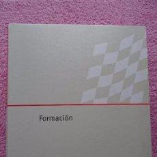 Libros antiguos: REDES DE COMUNICACIÓN SEAT FORMACION . Lote 97902767