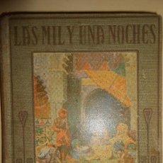 Libros antiguos: COLECCION ARRALUCE-LAS MIL Y UNA NOCHES. Lote 97906983