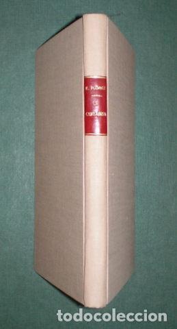 Libros antiguos: FLOREZ, ENRIQUE: LA CANTABRIA. 1877 - Foto 2 - 97930147