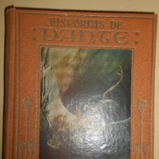 Libros antiguos: COLECCION ARALUCE-HISTORIAS DE DANTE. Lote 97936183