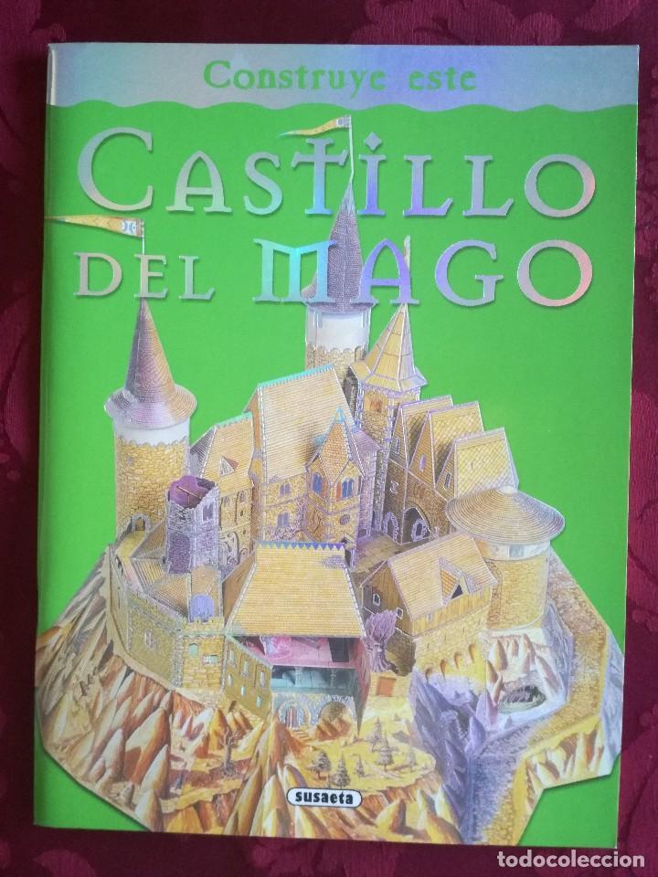 LIBRO RECORTABLE CASTILLO MEDIEVAL (Libros Antiguos, Raros y Curiosos - Literatura Infantil y Juvenil - Otros)