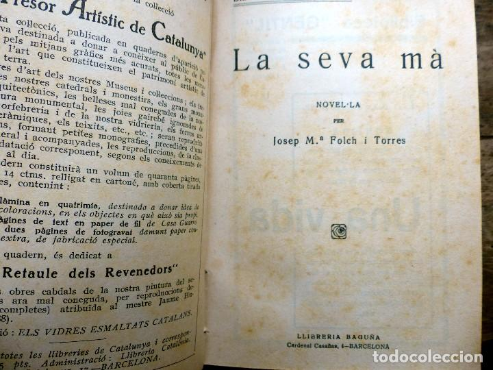 Libros antiguos: 38 Novelas de Josep Mª Folch i Torres en 6 tomos - Foto 4 - 98063863