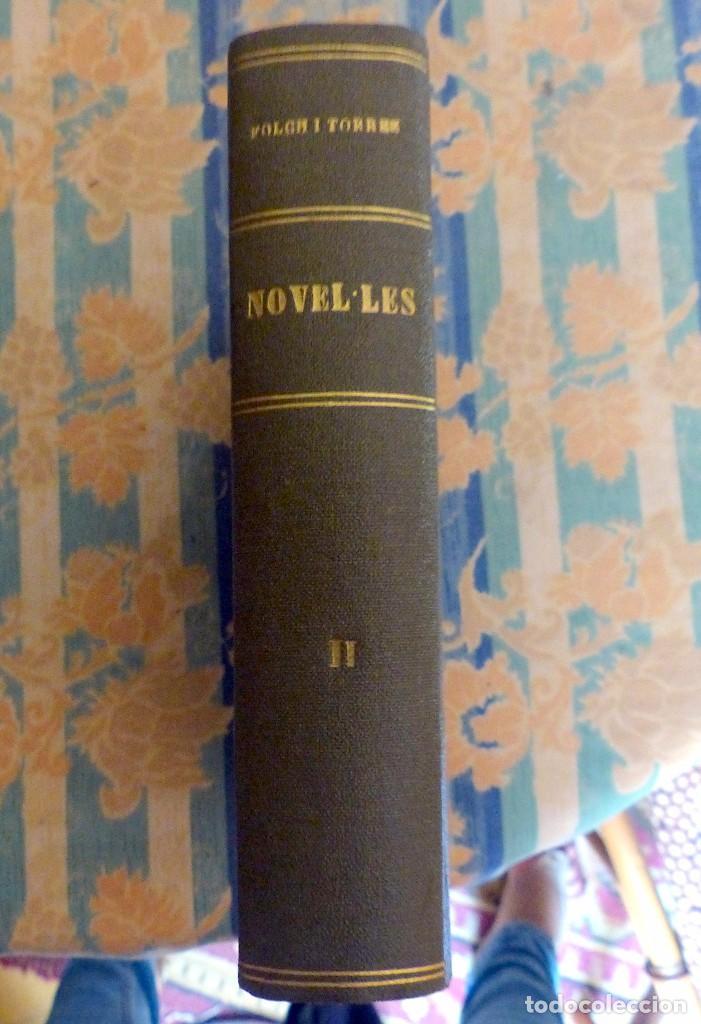 Libros antiguos: 38 Novelas de Josep Mª Folch i Torres en 6 tomos - Foto 11 - 98063863