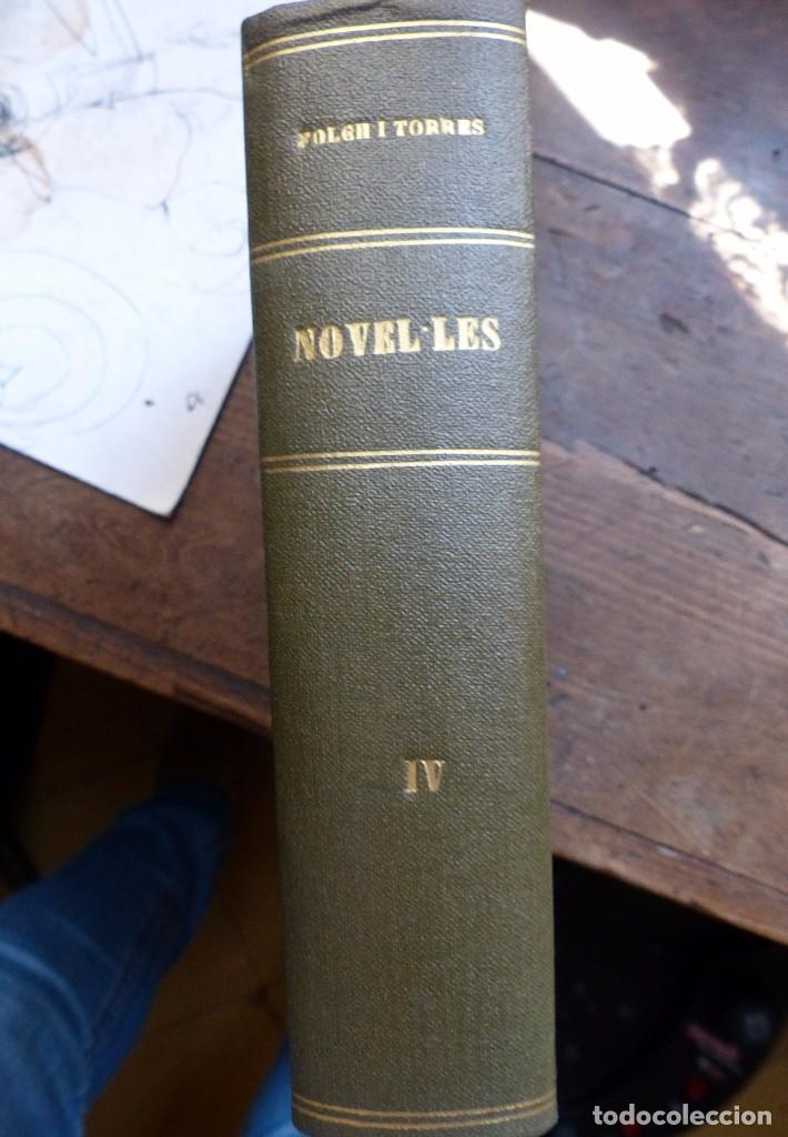 Libros antiguos: 38 Novelas de Josep Mª Folch i Torres en 6 tomos - Foto 26 - 98063863