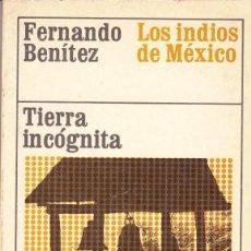 Livres anciens: TIERRA INCÓGNITA. Lote 98135543