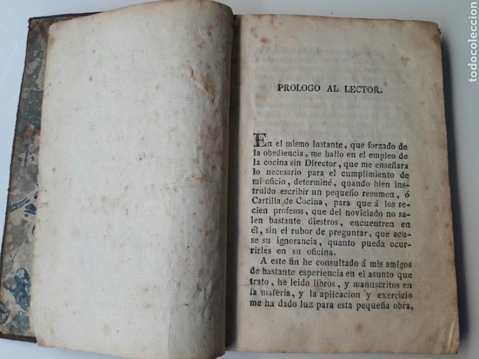 Libros antiguos: NUEVO ARTE DE COCINA SACADO DE LA ESCUELA - JUAN ALTAMIRAS - IMPRENTA THOMAS PIFERRER - BARCELONA - Foto 2 - 98185026