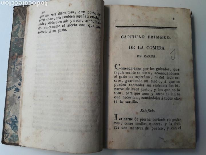 Libros antiguos: NUEVO ARTE DE COCINA SACADO DE LA ESCUELA - JUAN ALTAMIRAS - IMPRENTA THOMAS PIFERRER - BARCELONA - Foto 3 - 98185026
