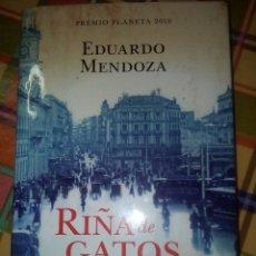 Libros antiguos: RIÑA DE GATOS. Lote 98244203