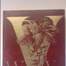 Libros antiguos: ANUARIO DEL VINO ESPAÑOL. Lote 98356071