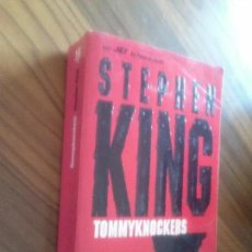 Libros antiguos: TOMMYKNOCKERS. STEPHEN KING. PLAZA Y JANÉS. RÚSTICA. BUEN ESTADO LOMO UN POCO TOCADO ABAJO. Lote 98435803