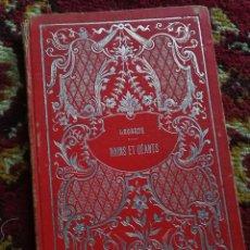 Libros antiguos: NAINS ET GEANTS- (ENANOS Y GIGANTES) -EMILE LAGARDE, ILUSTRADO 15 GRABADOS.1860-1900. RARO!!!.. Lote 98511543
