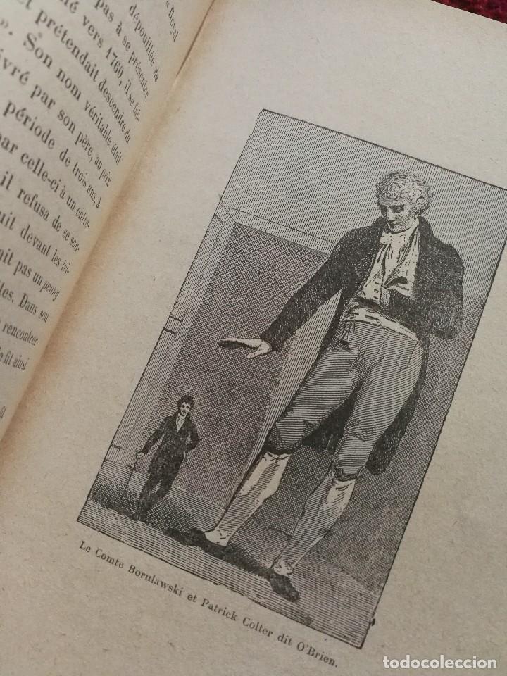 Libros antiguos: NAINS ET GEANTS- (ENANOS Y GIGANTES) -EMILE LAGARDE, ILUSTRADO 15 GRABADOS.1860-1900. RARO!!!. - Foto 5 - 98511543
