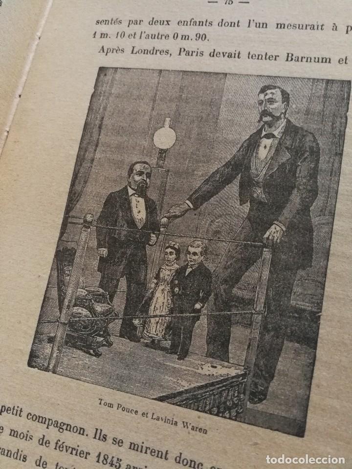 Libros antiguos: NAINS ET GEANTS- (ENANOS Y GIGANTES) -EMILE LAGARDE, ILUSTRADO 15 GRABADOS.1860-1900. RARO!!!. - Foto 6 - 98511543
