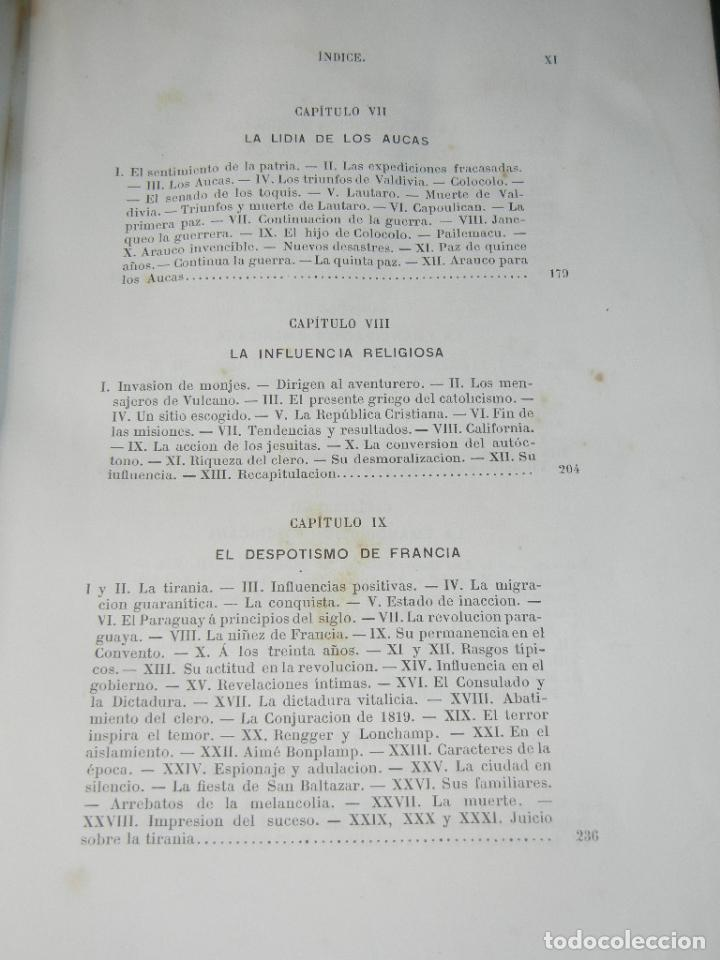 Libros antiguos: LA ATLANTIDA. ESTUDIOS DE HISTORIA (AMERICA) DE DIOGENES DECOUD, 1885 - Foto 5 - 66240962