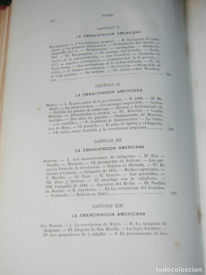 Libros antiguos: LA ATLANTIDA. ESTUDIOS DE HISTORIA (AMERICA) DE DIOGENES DECOUD, 1885 - Foto 6 - 66240962