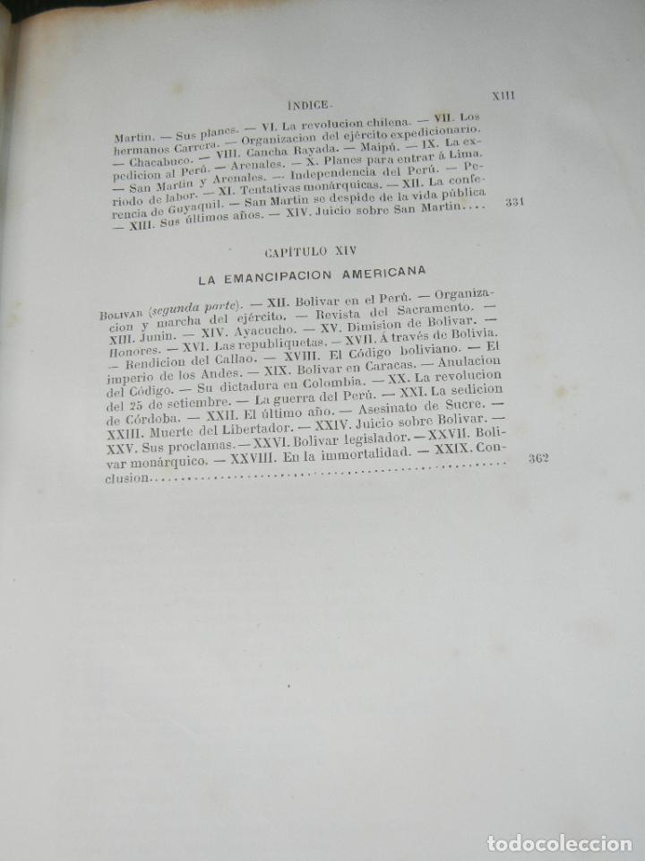 Libros antiguos: LA ATLANTIDA. ESTUDIOS DE HISTORIA (AMERICA) DE DIOGENES DECOUD, 1885 - Foto 7 - 66240962