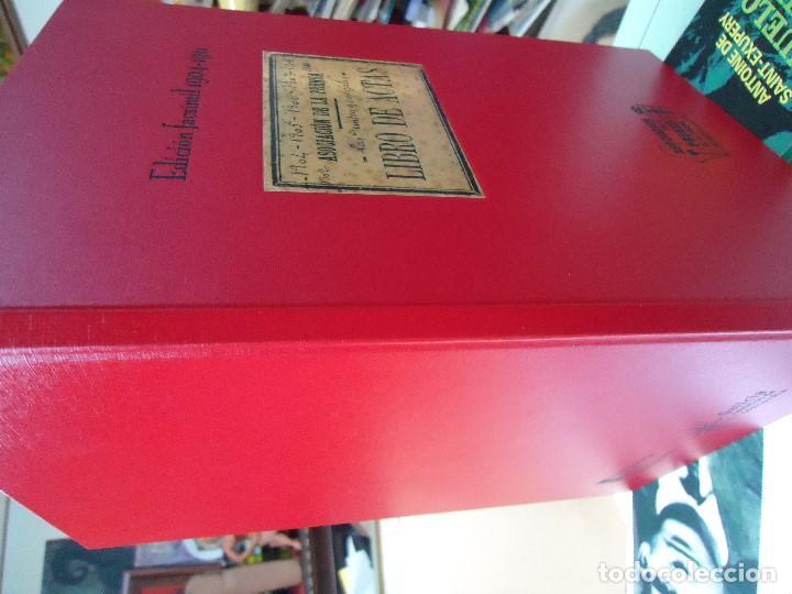 Libros antiguos: Asociacion de la prensa de la coruña libro de actas 1904 1911 edicion facsimil - Foto 12 - 98636403