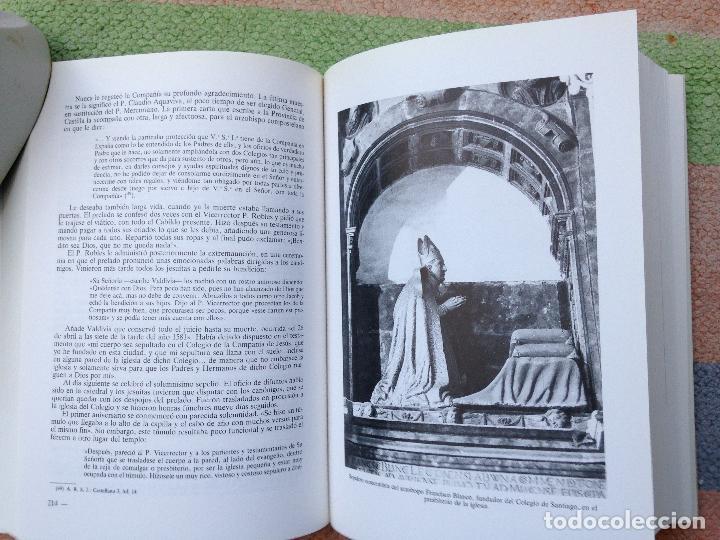 Libros antiguos: galicia y los jesuitas evaristo rivera vazquez fundación barrie 1989 - Foto 4 - 98674091