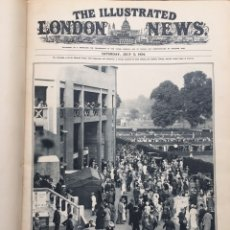 Libros antiguos: THE ILLUSTRATED, AÑO 1924. Lote 98686730