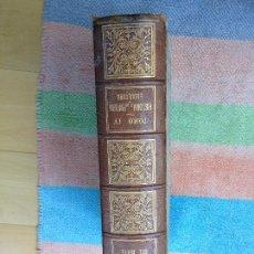 Libros antiguos: HISTORIA DE LA PINTURA Y ESCULTURA JOAQUIN FONTANALS DEL CASTILLO MONTANER Y SIMON 1895. Lote 98726755