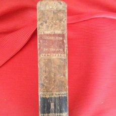 Libros antiguos: COLECCION DE TROZOS ESCOJIDOS-TOMO I. Lote 98833035
