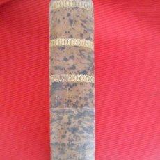 Libros antiguos: RECITATIONES-TOMUS I. Lote 98842491