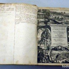 Libros antiguos: P VIRGILII MARONIS CUM VETERUM OMNIUM COMMENTARIIS NOVA EDITIO OFFICINA ABRAHAM COMMELINI 1646. Lote 98868799