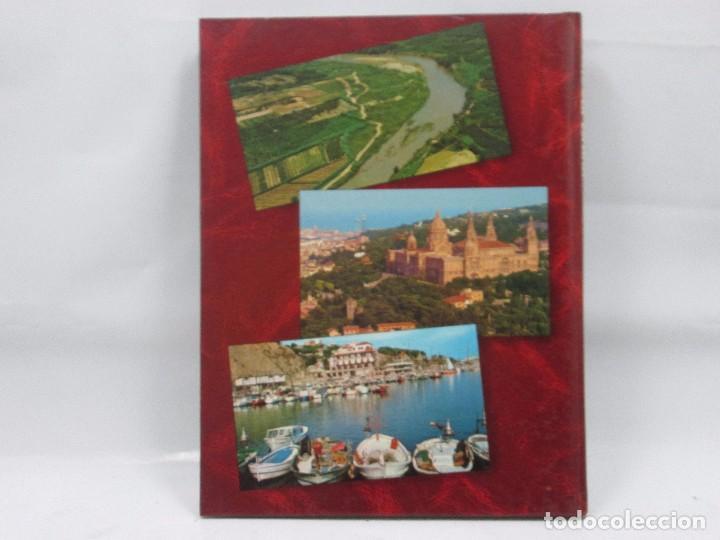 Libros antiguos: CONOCER ESPAÑA NUM 4 - CATALUÑA - GEOGRAFIA Y GUIA SALVAT - 1990 - MUY RARO! - Foto 3 - 99092979
