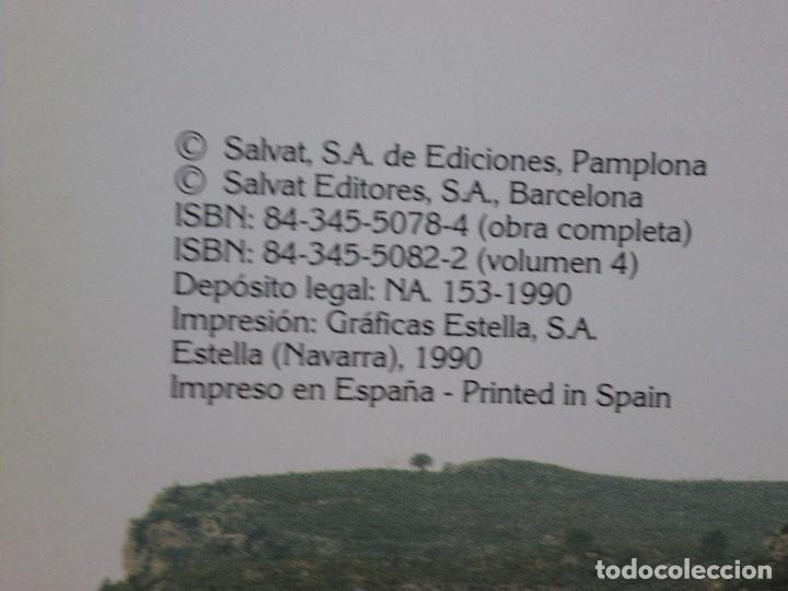 Libros antiguos: CONOCER ESPAÑA NUM 4 - CATALUÑA - GEOGRAFIA Y GUIA SALVAT - 1990 - MUY RARO! - Foto 5 - 99092979