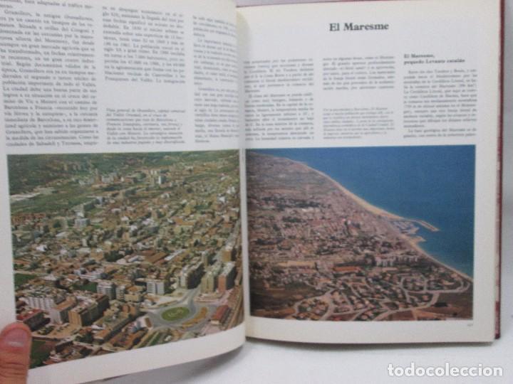 Libros antiguos: CONOCER ESPAÑA NUM 4 - CATALUÑA - GEOGRAFIA Y GUIA SALVAT - 1990 - MUY RARO! - Foto 6 - 99092979