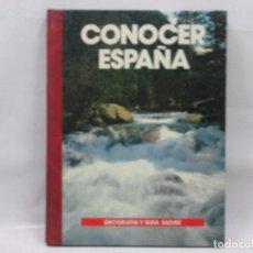 Libros antiguos: CONOCER ESPAÑA NUM 2 - CATALUÑA - GEOGRAFIA Y GUIA SALVAT - 1990 - MUY RARO! . Lote 99093119