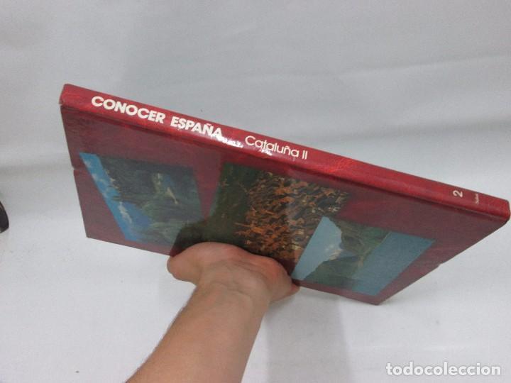 Libros antiguos: CONOCER ESPAÑA NUM 2 - CATALUÑA - GEOGRAFIA Y GUIA SALVAT - 1990 - MUY RARO! - Foto 3 - 99093119