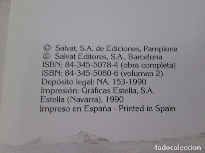 Libros antiguos: CONOCER ESPAÑA NUM 2 - CATALUÑA - GEOGRAFIA Y GUIA SALVAT - 1990 - MUY RARO! - Foto 5 - 99093119