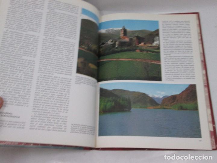 Libros antiguos: CONOCER ESPAÑA NUM 2 - CATALUÑA - GEOGRAFIA Y GUIA SALVAT - 1990 - MUY RARO! - Foto 7 - 99093119