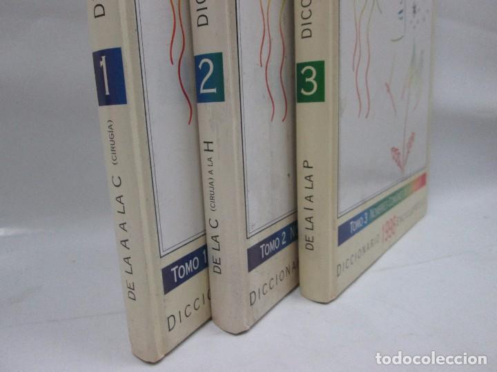 Libros antiguos: 3 DICCIONARIOS LAROUSSE ILUSTRADO - 1998 - DICCIONARIO ENCICLOPEDICO - MUY RAROS - Foto 2 - 99093403
