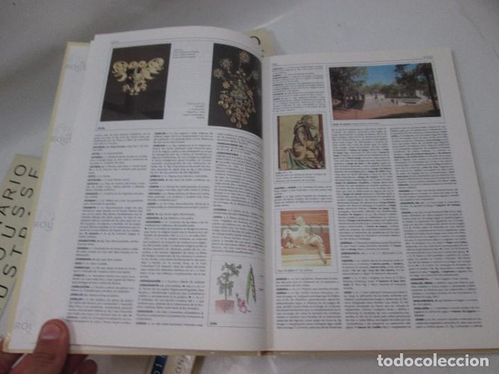Libros antiguos: 3 DICCIONARIOS LAROUSSE ILUSTRADO - 1998 - DICCIONARIO ENCICLOPEDICO - MUY RAROS - Foto 6 - 99093403
