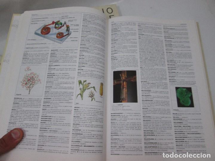 Libros antiguos: 3 DICCIONARIOS LAROUSSE ILUSTRADO - 1998 - DICCIONARIO ENCICLOPEDICO - MUY RAROS - Foto 7 - 99093403