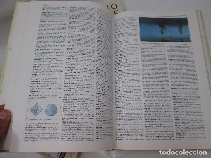 Libros antiguos: 3 DICCIONARIOS LAROUSSE ILUSTRADO - 1998 - DICCIONARIO ENCICLOPEDICO - MUY RAROS - Foto 8 - 99093403
