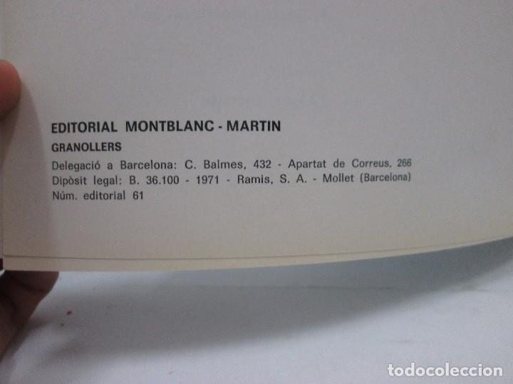 Libros antiguos: LA COMARCA DE VIC - COLECCIO PAISATGES COMARCALS Nº 1 - EDITORIAL MONTBLANC - IDIOMA CATALAN - 1971 - Foto 4 - 99094283